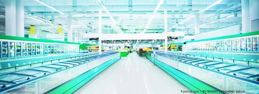 Zuschuss Energieeffizienz im Lebensmitteleinzelhandel
