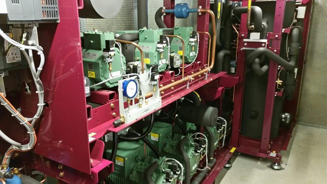 BAFA Förderung für CO2 Kälteanlagen und Wärmerückgewinnung