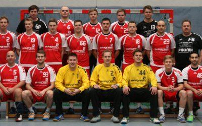 Soziales Engagement: Sponsoring Handball HSG Delmenhorst II. Herren