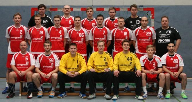 Sponsoring Handball HSG Delmenhorst 2. Herren