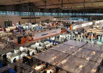 expert AG Messe in Hannover - ecogren Energie als Auststeller