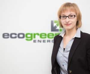 Svenja Baer Projektingenieurin für Energieeffizienz und Fördermittel