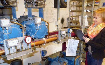 Svenja Baer erhält Zulassung zum Energieauditor EDL-G