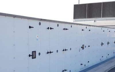 Warum ohne Förderung? Förderung von Lüftungsanlagen im gewerblichen Neubau!