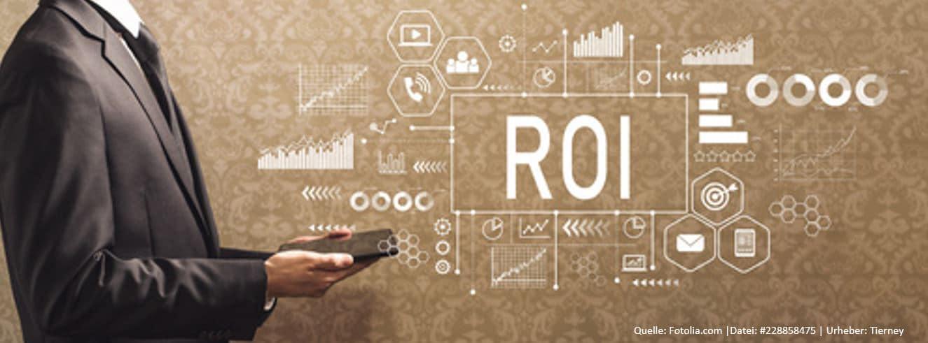 Return on Investment ROI in der Sanierung mit Fördermitteln