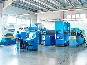 Fördermittel für Prozess- und Produktionsanlagen