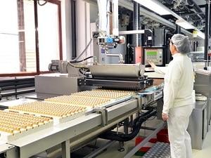Fördermittel für die Lebensmittelindustrie