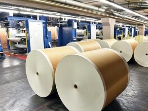 Fördermittel für die Papier- und Druckindustrie