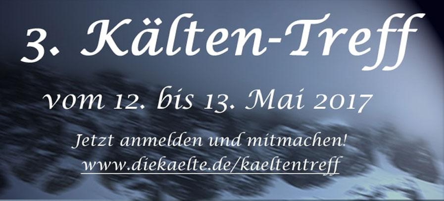 Kälten-Treff in Niedersachswerfen – ecogreen als Sponsor vertreten