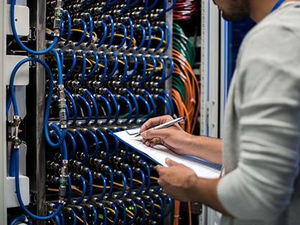 Fördermittel MSR-Technik Rechenzentrum