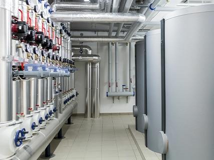 Förderung Wärmepumpe Rechenzentrum