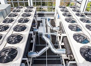 Fördermittel für Rechenzentren Klimatisierung