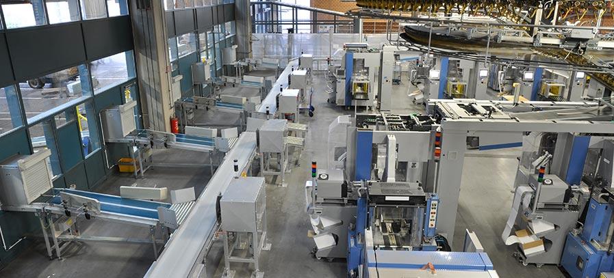 Fördermittel Abwärmenutzung für Druckereien