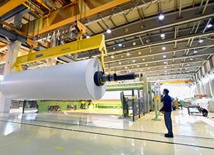 Fördermittel für Papierindustrie