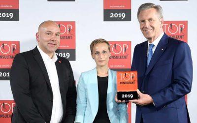 Top Consultant Auszeichnung ecogreen Energie
