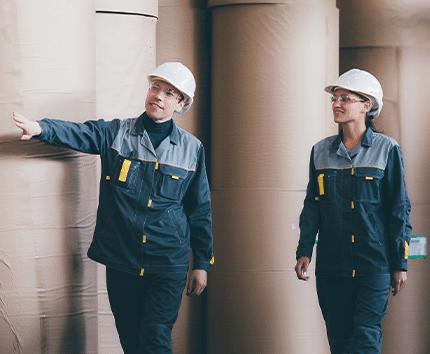 Förderung Energieeffizienz Papierindustrie