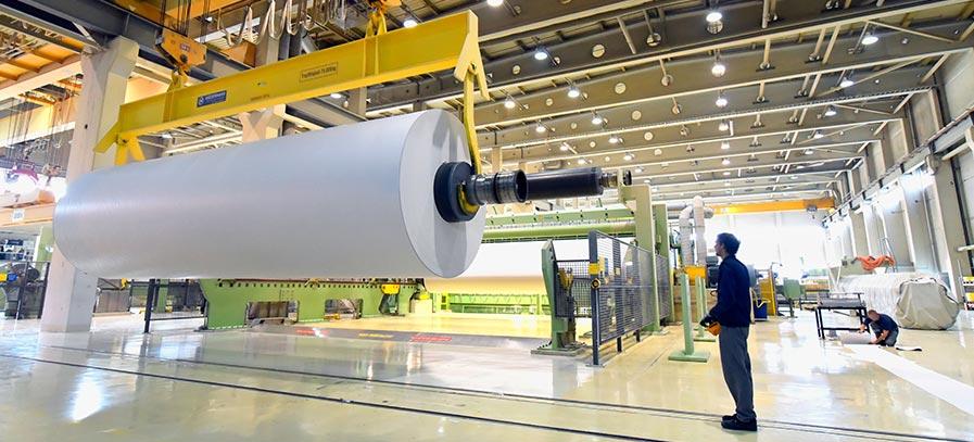 Fördermittel Papierindustrie Energieeffizienz