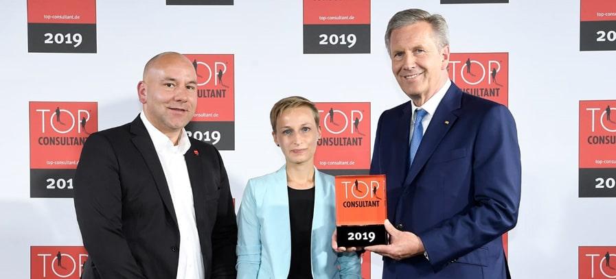Auszeichnung Top Consultant