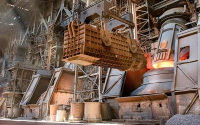 Fördermittel für Wärmerückgewinnung in der Eisen- und Stahlindustrie Teil 2