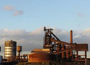 Sinteranlage Eisen- und Stahlindustrie Fördermittel