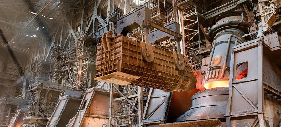 Fördermittel Stahlindustrie Wärmerückgewinnung