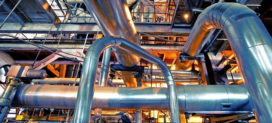 Fördermittel für industrielle Abwärmenutzung