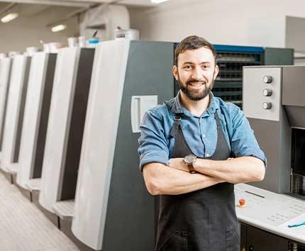 Förderung Energieeffizienz Druckerei