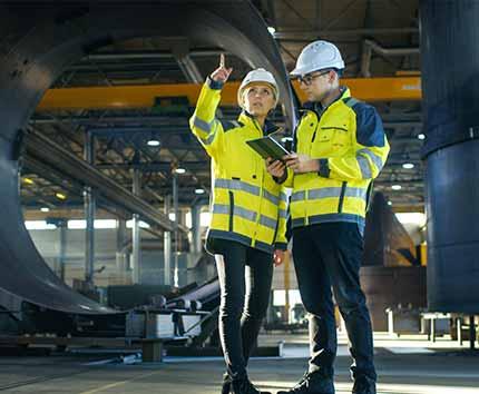 Förderung Energieeffizeinz Metallindustrie