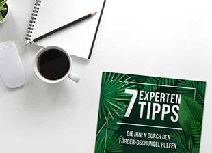 Experten Tipps zur Förderung