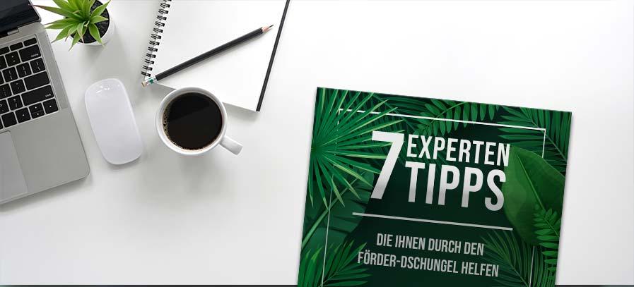 7 Experten Tipps zur Förderung
