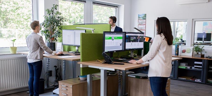 Erfolgsfaktor optimales Büro
