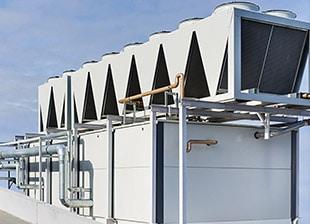 Fördermittel effiziente Kälteanlage Kunststoffindustrie