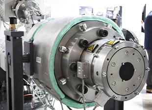 Fördermittel effiziente Spritzgussanlage Kunststoffindustrie