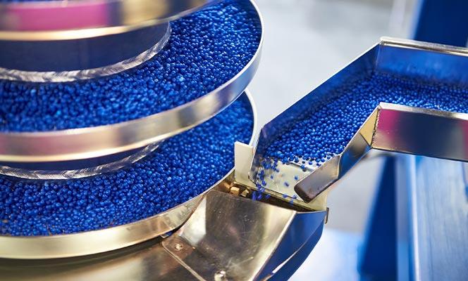Effizienzpotenzial in der Kunststoffverarbeitung