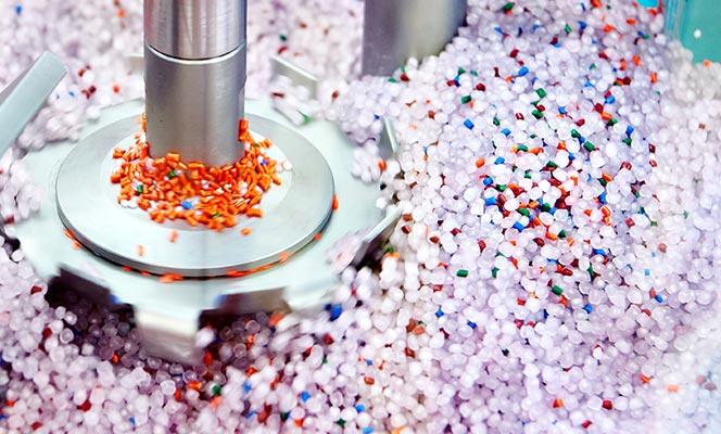 Energiebedarf in der Kunststoffindustrie