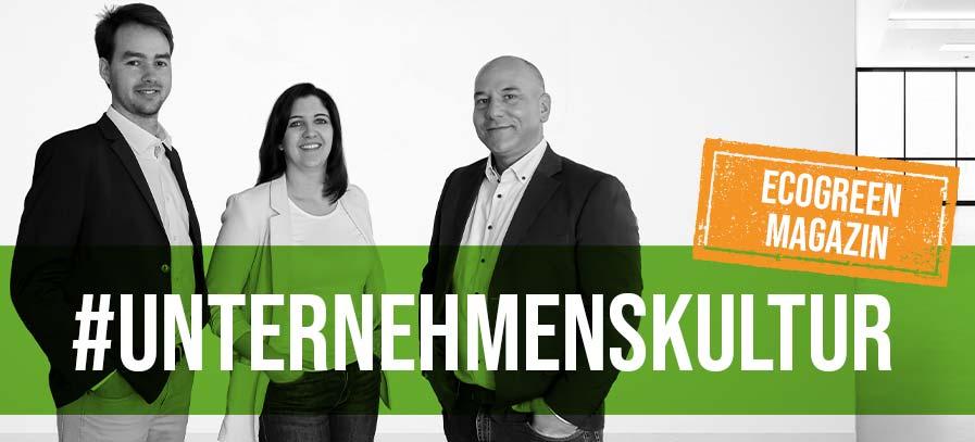 Unternehmenskultur ecogreen
